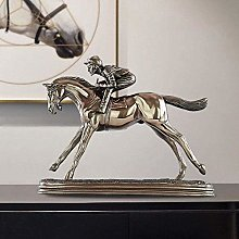 Statues,Figurine Animal Statue Ornaments Horse