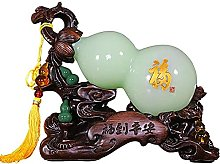 Statues,Statue Ornaments Sculptures Glass Jade