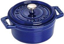 Staub Mini Round Cocotte 10 cm Dark Blue