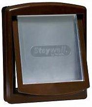Staywell 755 Pet Door Brown - med - 544407