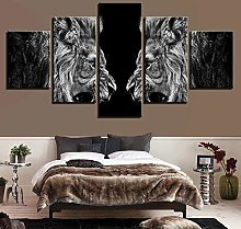 STDJ Home Decor HD Prints Canvas Posters Framework