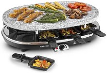 Steaklette Raclette Grill 1500W Granite Natural