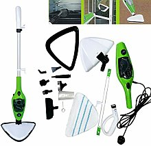 Steam Mop Cleaner with Handheld,10 In 1 Hot Steam