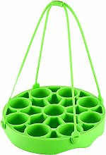 Steamed Egg Rack, Silicone Steaming Rack,