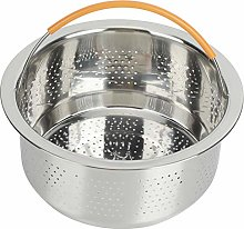 Steamer Basket, Durable Rice Steamer Basket