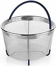 Steamer Basket for 6 and 8 Quart Pressure Cooker,
