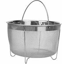 Steamer Basket | M&W - Silver