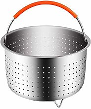 Steamer Basket,Sturdy Stainless Steel Steamer