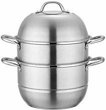 Steamer Food 3 Tier Steamer Pan Set with Lid