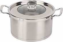 Steamer Pot, 26CM Stainless Steel Double Layer