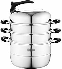 Steaming Cookware Steamer-Soup Pot, Household