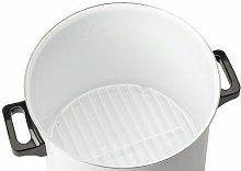Steba ER 1 1800W 27L Black,Silver slow cooker
