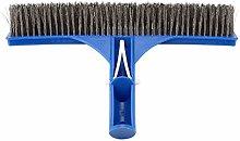 Steel Cleaning Brush 10inch Heavy Duty Brush Head