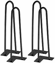 Steel Hairpin Legs for Table and Furniture Heavy