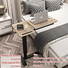 Steel Pipe Adjustable Laptop Stand For Bed with