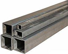 Steel Square Tube 40 x 25 x 2 mm Steel Tube ST33