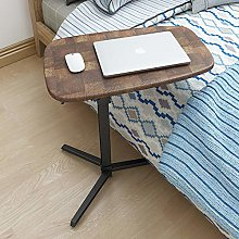 Steel Tube Lap Top Stand Desk with Yellow