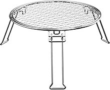 Steelwingsf Camping Cooking Grill Grates Open