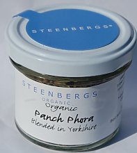 Steenbergs Organic Panch Phora Spice Blend