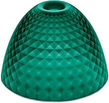 Stella 26cm Lamp Shade Koziol Colour: Green