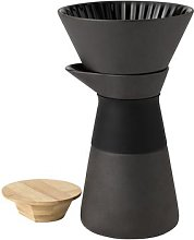 Stelton - Theo Coffee Maker - Anthracite