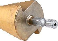 Step Drill Step Drill Bit Set Metal Drill Titanium