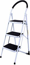 Step Stool for Adults Single Sided Portable 3