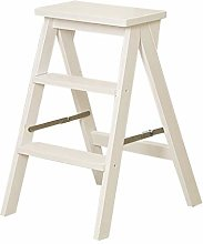 Step Stool Solid Wood Creativity Multifunction