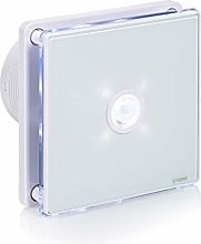 STERR - Bathroom Extractor Fan with LED Backlight