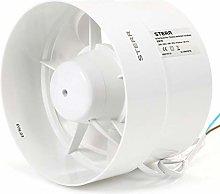 STERR - Quiet Duct Fan Inline Extractor 150 mm /