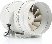STERR - Quiet Duct Fan Inline Extractor 200 mm /
