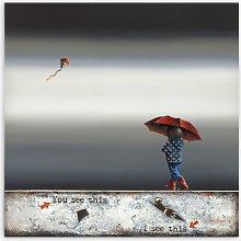 Steve Johnston - 'You See This' Kite