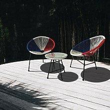 Stevenage 2 Seater Bistro Set Ebern Designs