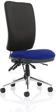 Stevia High Desk Chair Symple Stuff Colour