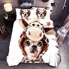 Sticker superb 3D Animal Art Wolf Leopard Black