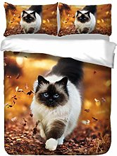 Sticker Superb Bedding Set Animal Duvet Cover