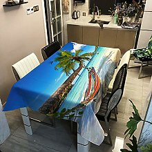 Sticker Superb. Table Cloth Rectangle Waterproof,