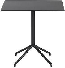 Still Café Rectangular table - / 75 x 65 cm x H