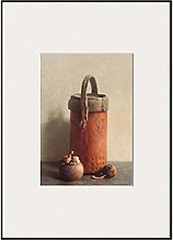 Still Life Literary Style Wall Art Poster and