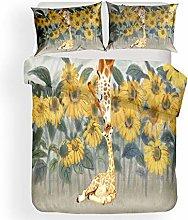 Stillshine Bedding for Kids Boy Astronaut Creative