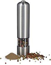 Stinnett Electric Salt And Pepper Combination