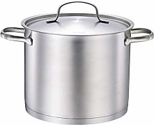 Stock Pot Gas Induction Cooker Universal Soup Pot