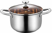 Stock Pot Stainless Steel Soup Pot Household