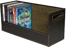 Stock Your Home Stackable DVD Storage Organizer &