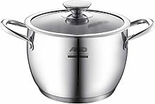 Stockpot 22cm Stockpot,304 Stainless Steel Soup