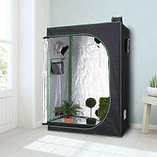 Stockstill 4 Ft W x 2 Ft D Hydroponic Grow Tent
