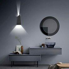 Stoex - 10W LED Wall Lamp Modern Wall Light Up