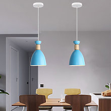 Stoex - 2 Piece-Modern Pendant Light, Minimalist