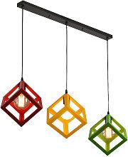 Stoex - 3 Lights 3 Color Adjustable Cube Lamp