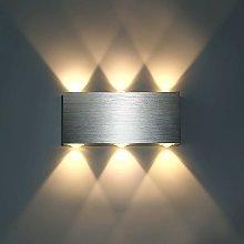 Stoex - 6W Modern LED Wall Light Up Down Wall